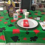 Decoration table 1